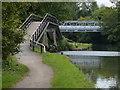 TQ0492 : Bridges along the Grand Union Canal by Mat Fascione