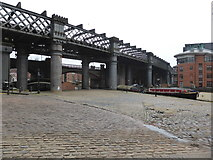 SJ8397 : An unused viaduct by Bob Harvey