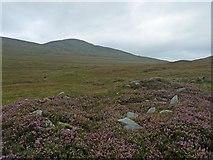 NG0090 : Shielings, Gleann Uachdrach, Harris by Claire Pegrum
