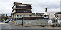 NS5964 : Former Our Lady & St Francis Secondary School by Thomas Nugent