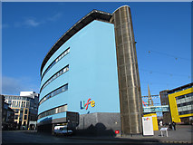 NZ2463 : The International Centre for Life by Mike Quinn