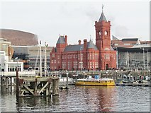 ST1974 : Cardiff Bay by Colin Smith