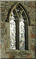 NY3259 : Stained Glass Windows by Anne Burgess