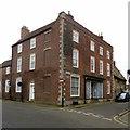 SK9136 : 10 Vine Street and 15 Elmer Street North, Grantham by Alan Murray-Rust