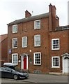 SK9136 : 74 North Parade, Grantham by Alan Murray-Rust