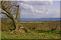 SO4685 : View from Callow Hill by Ian Capper