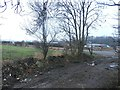 SE3411 : Bridleway Meeting Lee Lane by Jonathan Clitheroe