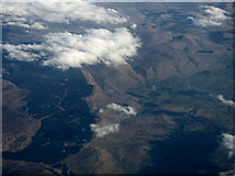 NS6615 : The Nith Valley from the air by Thomas Nugent