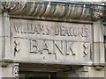 SK0580 : Williams Deacons Bank Limited by Gerald England