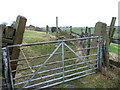 SE0929 : Gate on Queensbury FP41 by Humphrey Bolton