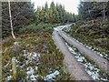 NH6634 : Trail of the 7 Lochs by valenta