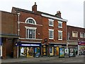 SK9135 : 44 and 45 High Street, Grantham by Alan Murray-Rust