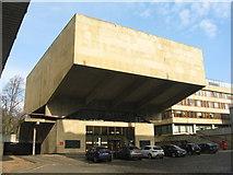 NT2572 : Edinburgh University George Square Theatre by M J Richardson