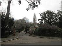 TQ2372 : Southlands Drive, Wimbledon Park by John Slater