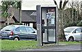 J5078 : KX300 telephone box, Conlig (February 2017) by Albert Bridge