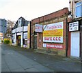 SJ8196 : Martins Bank, Old Trafford by Gerald England