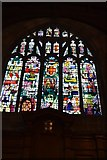 SE6051 : Stained Glass Window, Guildhall by N Chadwick