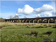SU4726 : Hockley Viaduct by Robin Webster