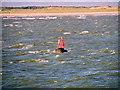 SD2503 : Navigation Buoy C6 and Taylor's Bank by David Dixon