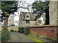 SK9136 : Schoolmaster's House, King's School, Grantham by Alan Murray-Rust
