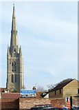 SK9136 : Spire Mews by Alan Murray-Rust