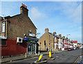 TQ3490 : Havelock Road, Tottenham by Des Blenkinsopp