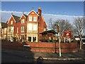 ST1870 : Hazlehurst Nursery by Alan Hughes
