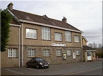 ST6771 : Oldland Village Club by Neil Owen