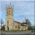 SK9135 : Church of St John the Evangelist, Spitalgate, Grantham by Alan Murray-Rust
