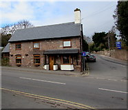 SO5923 : Former Copse Cross tollgate cottage, Ross-on-Wye by Jaggery