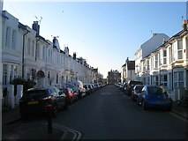 TQ2804 : Stirling Place, Hove by Simon Carey