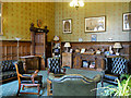 SD8913 : Rochdale Town Hall, The Mayor's Parlour (2) by David Dixon