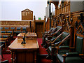 SD8913 : Former Magistrates' Court, Rochdale Town Hall by David Dixon