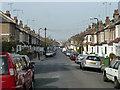 TQ4577 : Roydene Road, Plumstead by Robin Webster