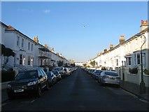 TQ2804 : Osborne Villas, Hove by Simon Carey