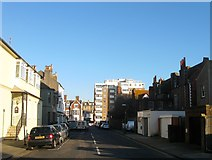 TQ2804 : Hove Place, Hove by Simon Carey
