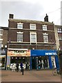 SJ8446 : Newcastle-under-Lyme: 28 and 29 Ironmarket by Jonathan Hutchins