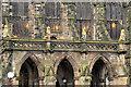 SD8913 : Rochdale Town Hall (detail) by David Dixon