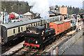 SX7466 : Demonstration freight train - South Devon Railway by Chris Allen