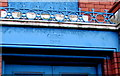 SJ7055 : Independent Methodist Church 1909 inscription, Flag Lane, Crewe by Jaggery