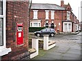 NY4055 : Victorian 'Ludlow' style letter box, Lismore Street by Rose and Trev Clough