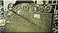 J3282 : James Cuming headstone, Carnmoney CoI graveyard, Newtownabbey (February 2017) by Albert Bridge