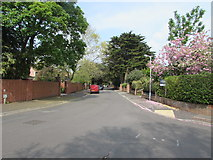 ST3049 : Rectory Road towards Stodden's Road, Burnham-on-Sea by Jaggery