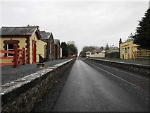 N3245 : Castletown Station on the Athlone to Mullingar Cycleway by JP
