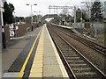 NS6571 : Lenzie railway station, Dunbartonshire by Nigel Thompson