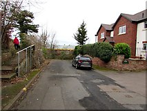 SO6024 : Northern end of Ryefield Road, Ross-on-Wye by Jaggery