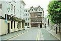 SX4754 : Palace Street, Plymouth by Jeff Buck
