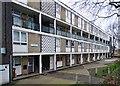 TQ3376 : 100-138B Camberwell Grove by Julian Osley