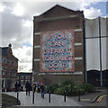 TL0921 : Advice that greets the visitor to Luton by Robin Stott