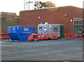 SO8754 : Worcestershire Royal Hospital - asbestos removal by Chris Allen